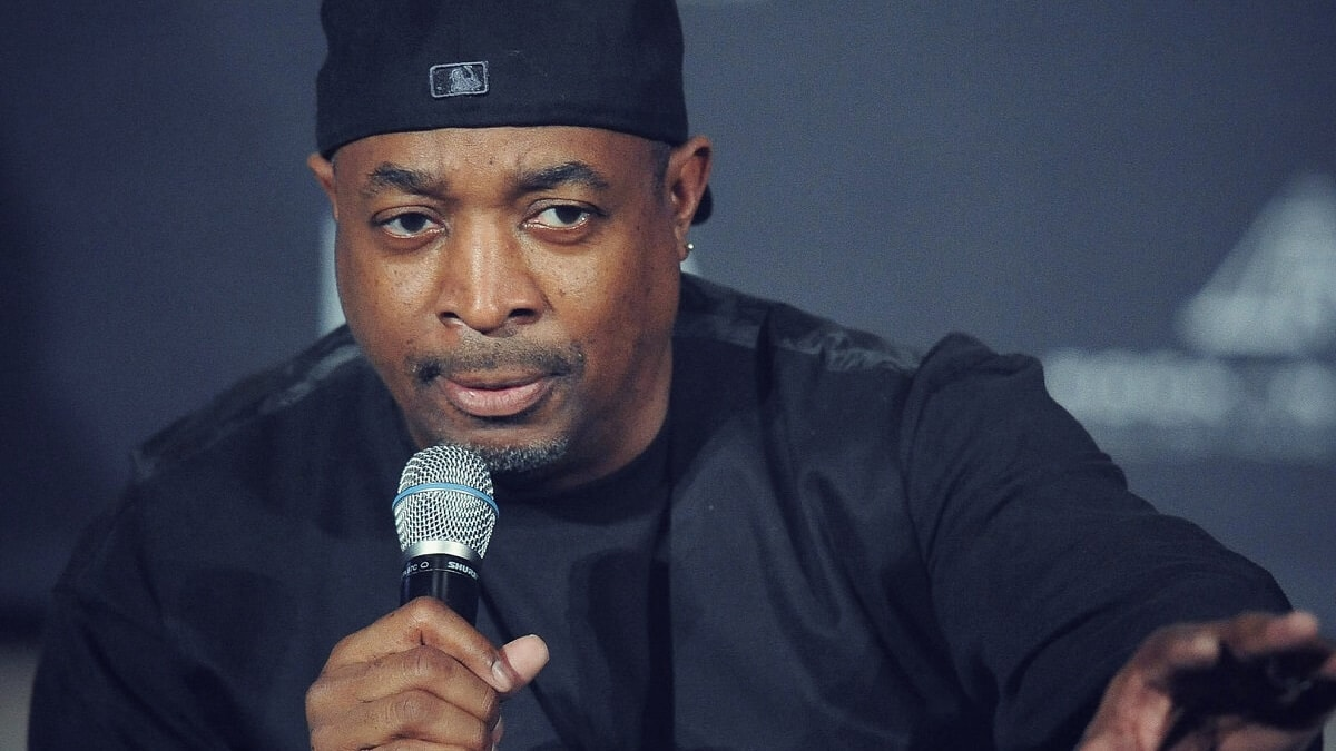Chuck D On Writing To 2Pac In Prison: You Lead, Don't Follow