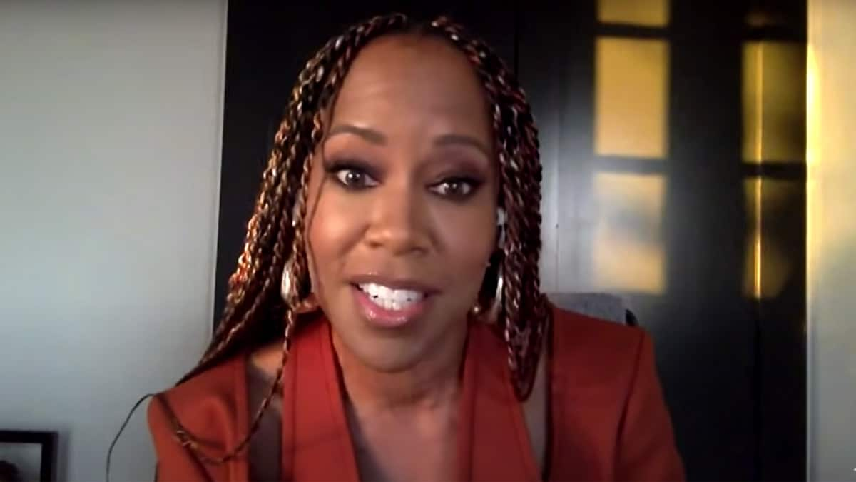 Regina King Approached By Cops First Time She Met 2Pac